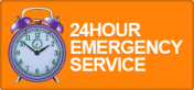 We're your 24 hour emergency plumbing service